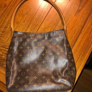 Authentic LV Looping GM Retired from France